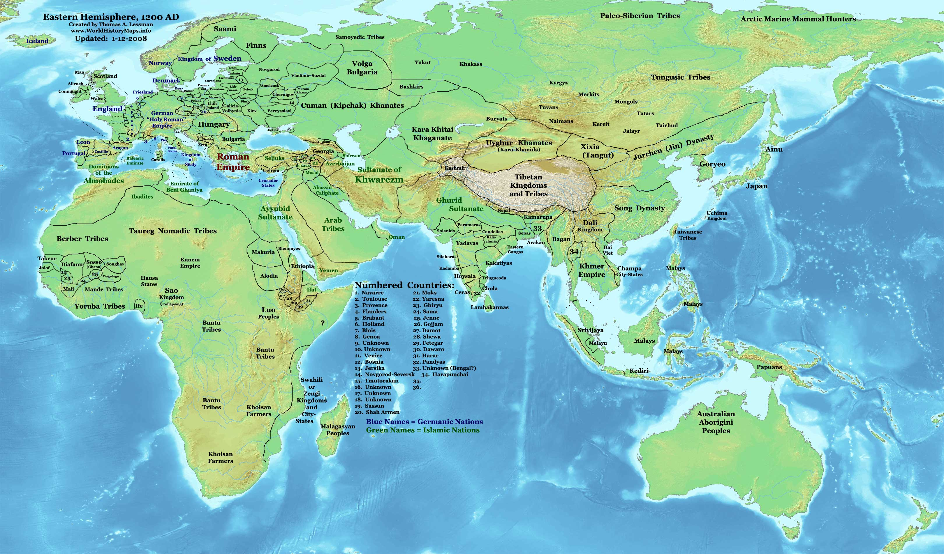 World history maps by thomas lessman 1150 ad 1200 ad gumiabroncs Images