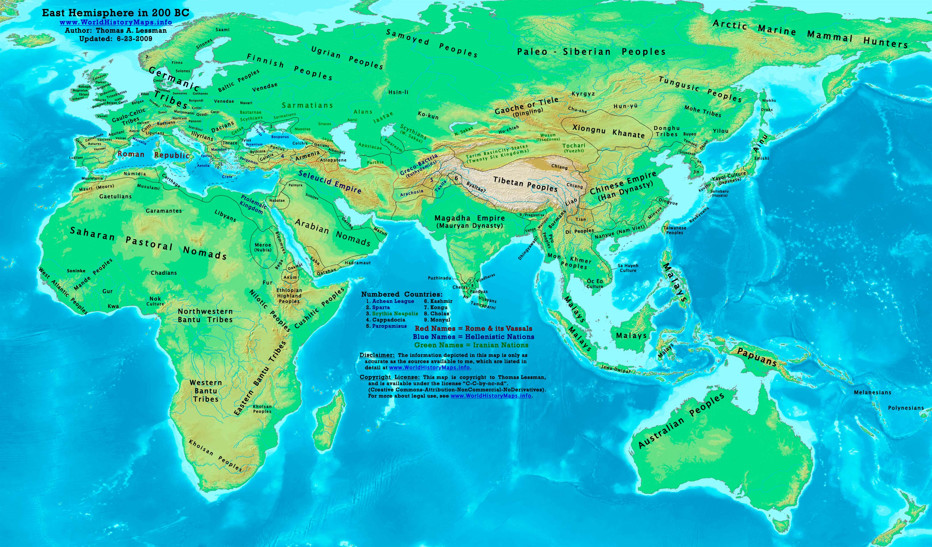 Map Of Asia 800 Ad.Whkmla History Of Vietnam