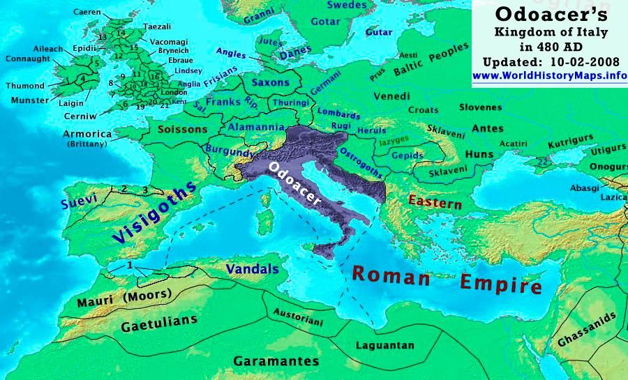 World History Maps by Thomas Lessman